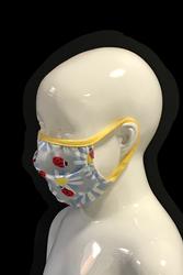 Becker Healthcare B5 - maseczka ochronna dla dzieci FFP1 z gumką (Ladybird)